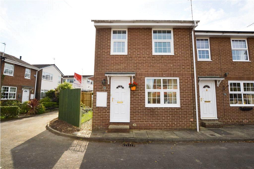 2 Bedrooms Terraced House for sale in Barleyfields Close, Wetherby, West Yorkshire