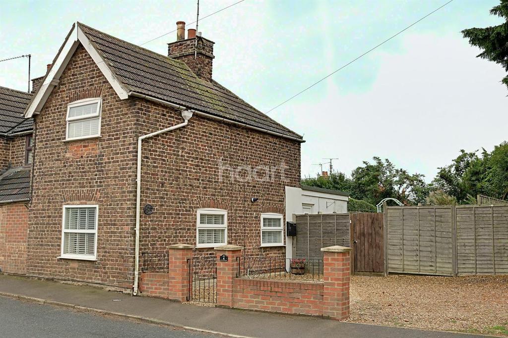 3 Bedrooms Semi Detached House for sale in Main Street, Gedney Dyke