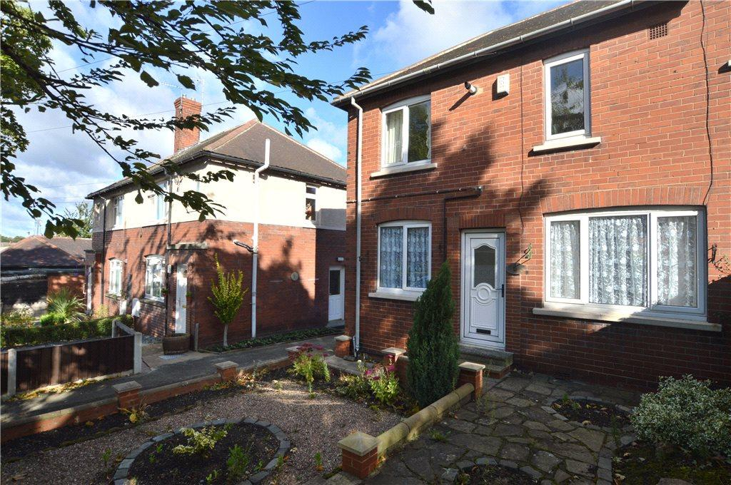 2 Bedrooms Semi Detached House for sale in Greenwood Road, Wakefield, West Yorkshire