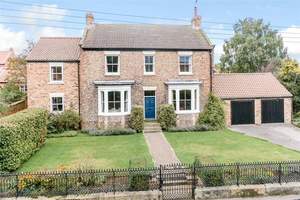 4 Bedrooms Detached House for sale in Stonegate, Whixley, York, North Yorkshire