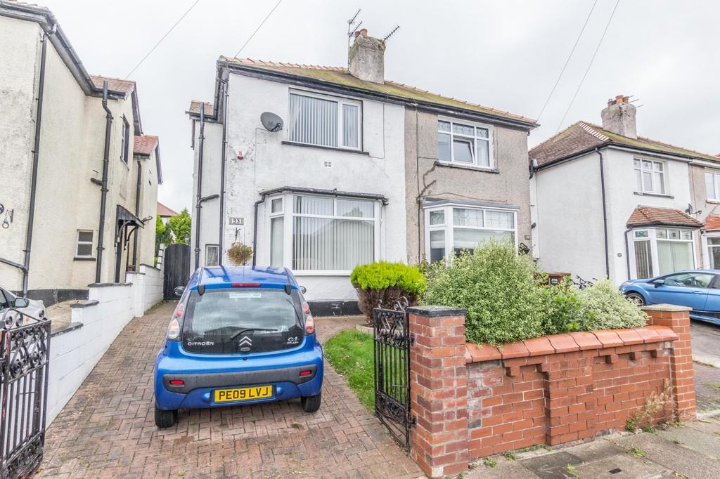 2 Bedrooms Semi Detached House for sale in Longlands Avenue, Barrow-In-Furness