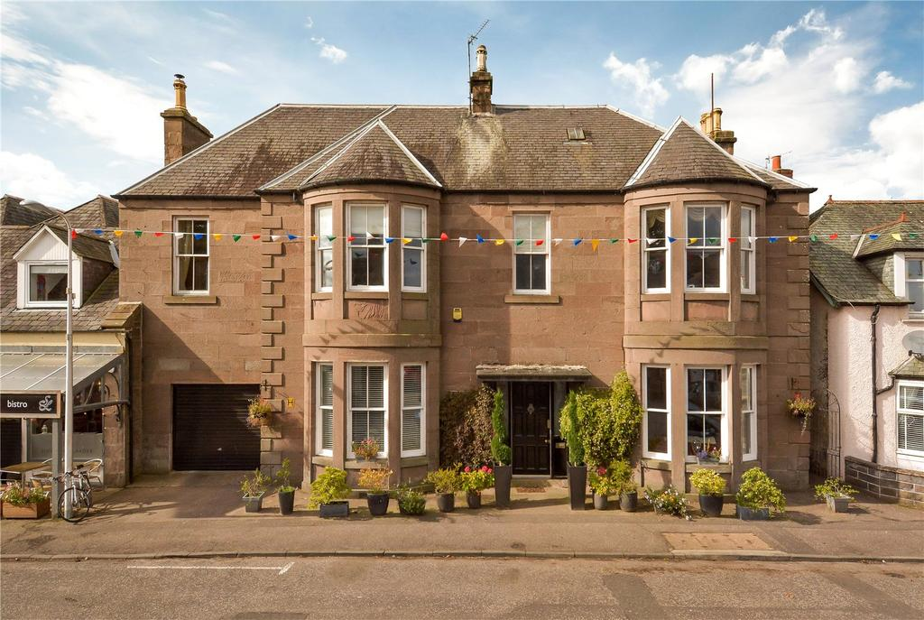 5 Bedrooms Semi Detached House for sale in Lindsay House, 67 High Street, Edzell, Angus, DD9