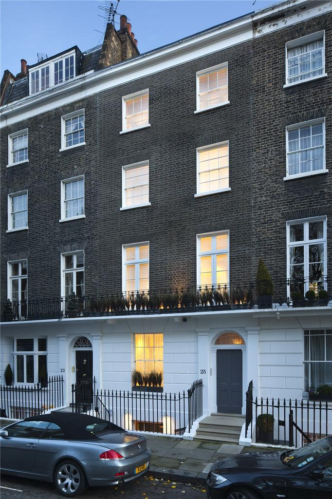 4 Bedrooms Terraced House for sale in South Terrace, South Kensington, London, SW7