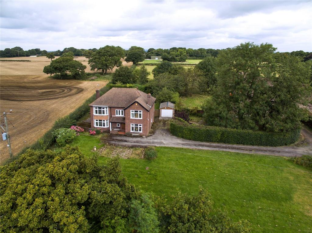 3 Bedrooms Unique Property for sale in Kay Lane, Lymm, Cheshire, WA13