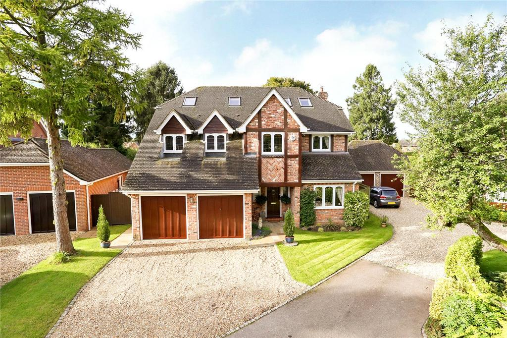 6 Bedrooms Detached House for sale in Sarum View, Winchester, Hampshire, SO22