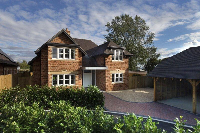 4 Bedrooms Detached House for sale in Vale View, Cumnor Hill, Oxford, OX2