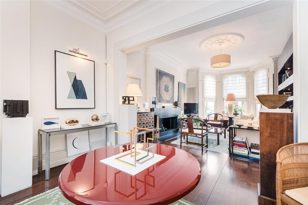 2 Bedrooms Flat for sale in Coleherne Road, Chelsea, London, SW10