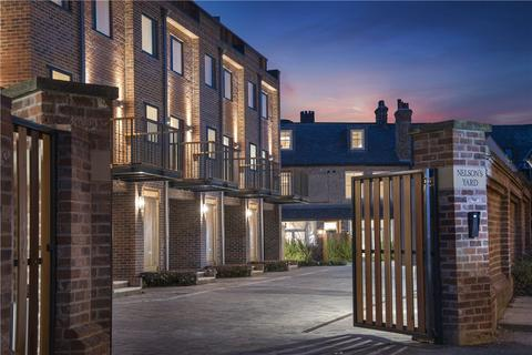 4 bedroom terraced house for sale - 3 Nelson's Yard, Walmgate, York, YO1