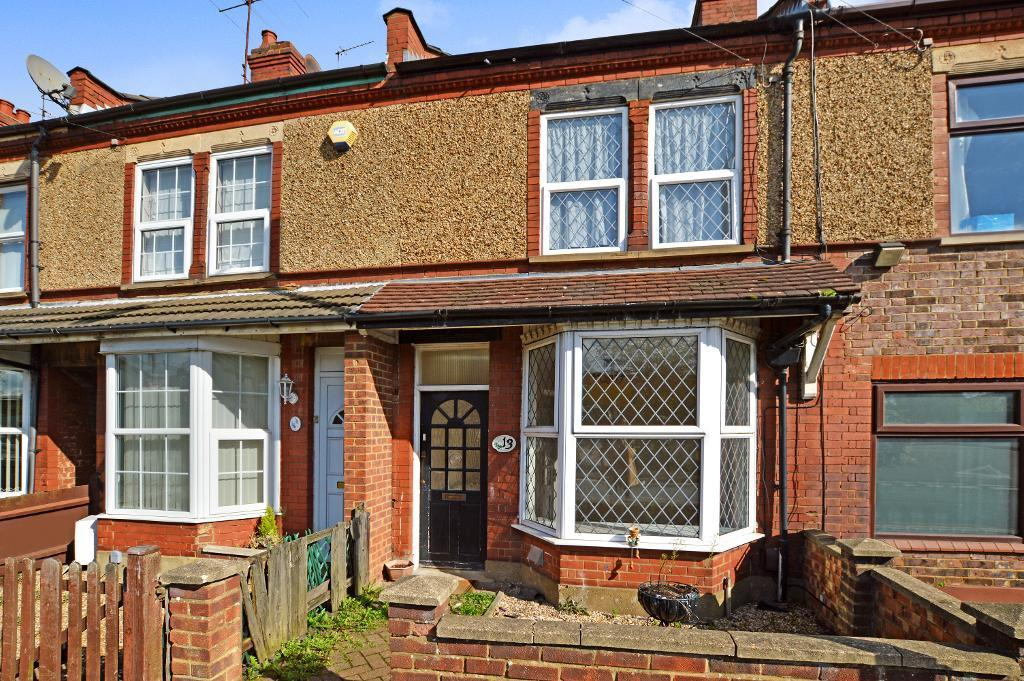3 Bedrooms Terraced House for sale in Ramridge Road, Round Green, Luton, LU2 0TQ