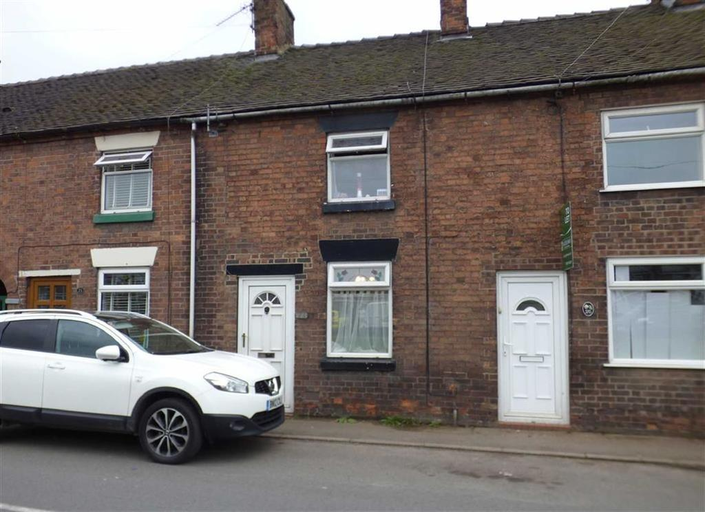 2 Bedrooms Terraced House for sale in 23, Cheadle Road, Upper Tean
