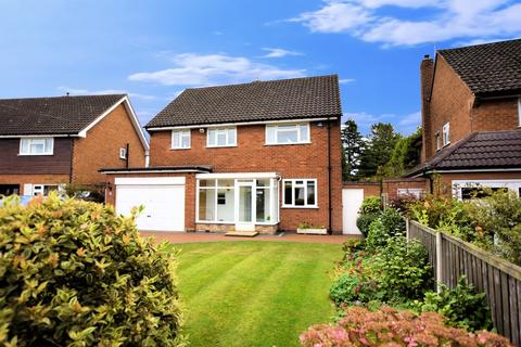 4 bedroom detached house for sale - Woodfield Road, Solihull