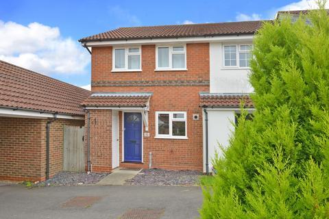 2 bedroom end of terrace house to rent - Lower Moor, Yateley