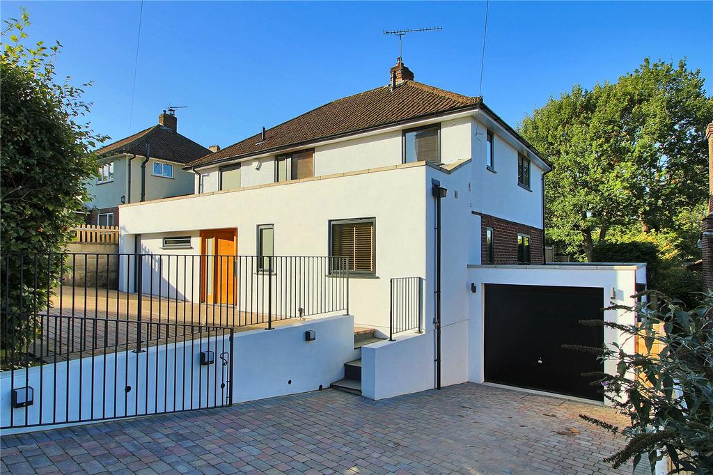 4 Bedrooms Detached House for sale in St Johns Road, Sevenoaks, Kent, TN13