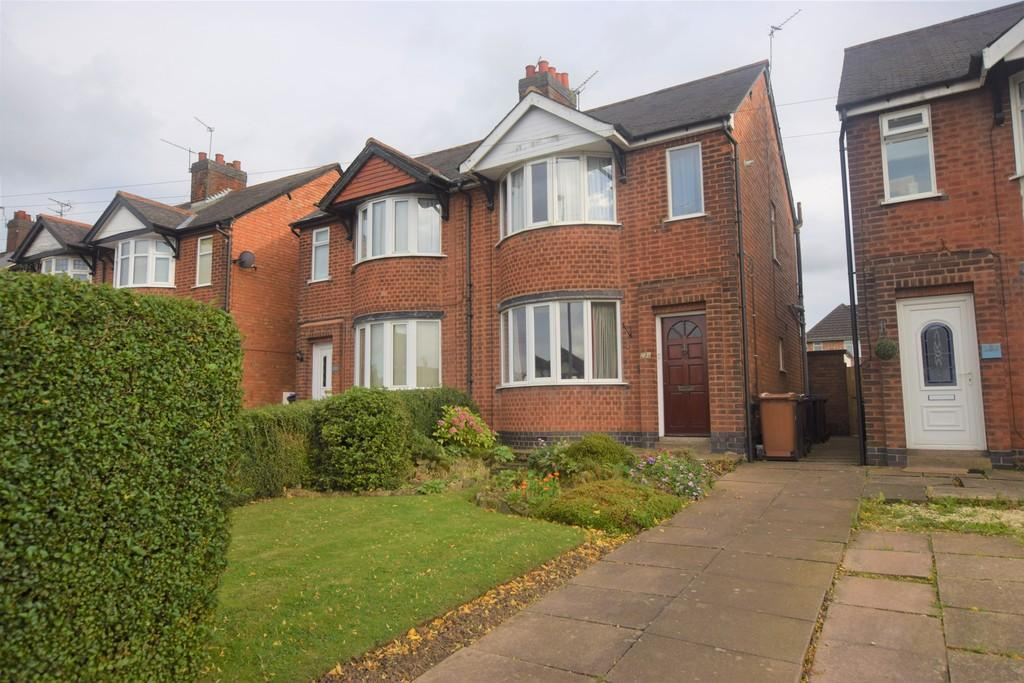 2 Bedrooms Semi Detached House for sale in Coventry Road, Hinckley