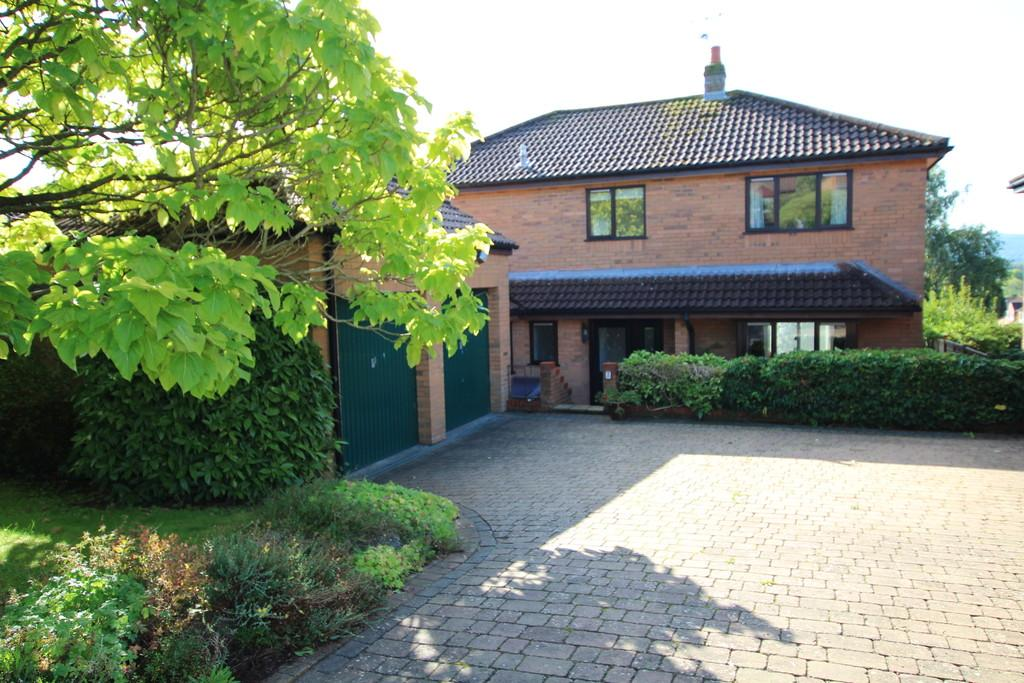 4 Bedrooms Detached House for sale in Home Close, Wrington