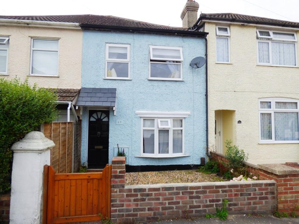 2 Bedrooms Terraced House for sale in Jubilee Road, Parkstone