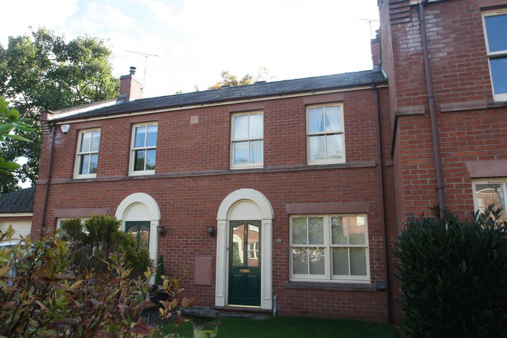 2 Bedrooms Mews House for sale in 3 Newall Close, Tattenhall, CH3 9PP