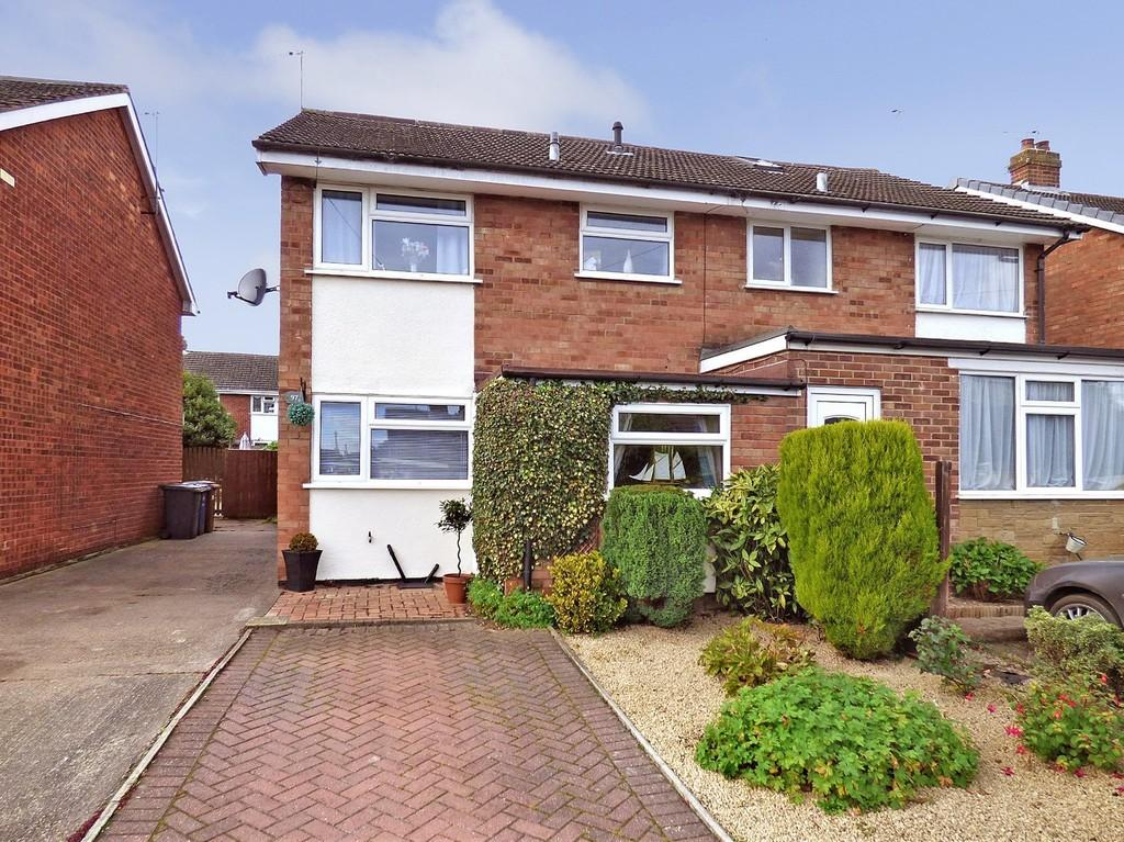 3 Bedrooms Semi Detached House for sale in Arden Road, Barton under Needwood
