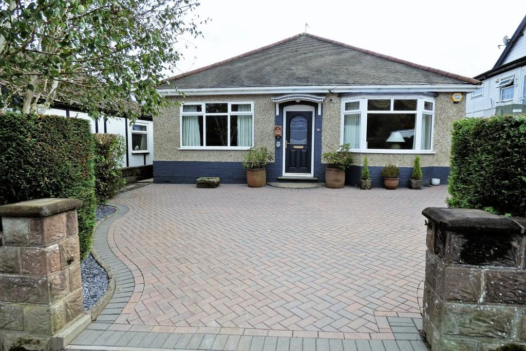 2 Bedrooms Detached Bungalow for sale in Field Lane, Burton-on-Trent