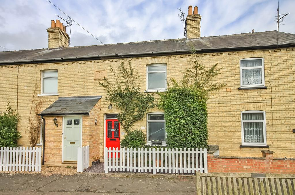 2 Bedrooms Terraced House for sale in Home End, Fulbourn