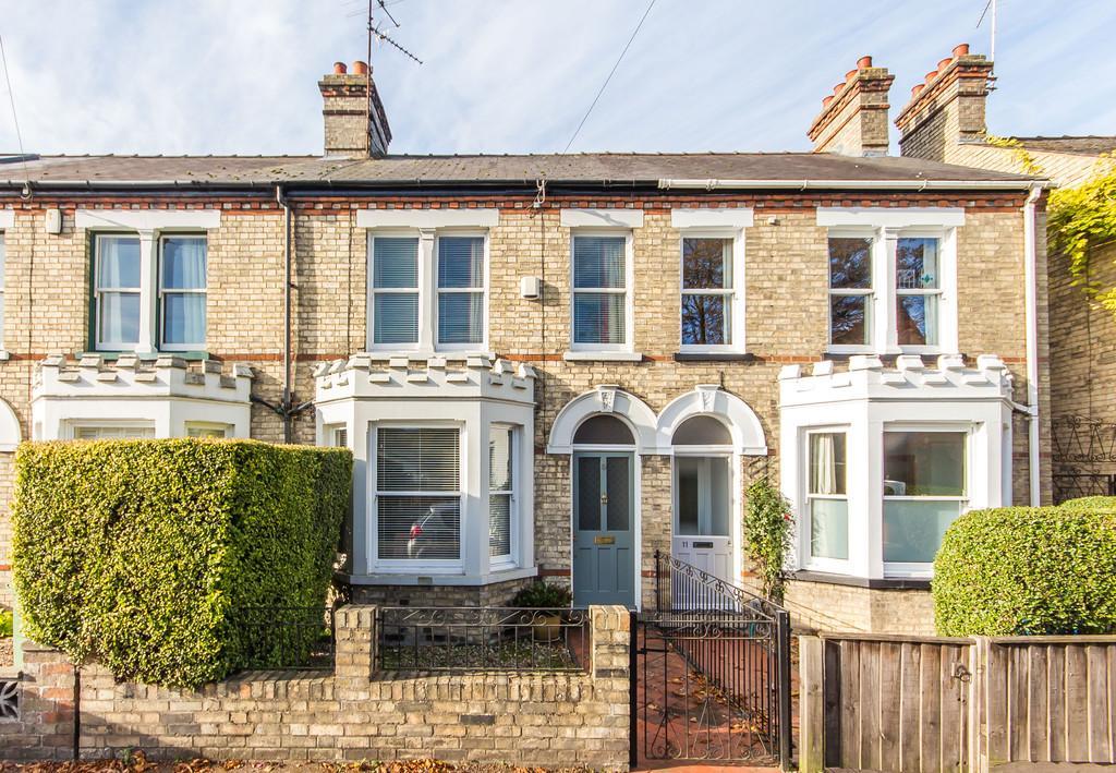 3 Bedrooms Terraced House for sale in Arbury Road, Cambridge