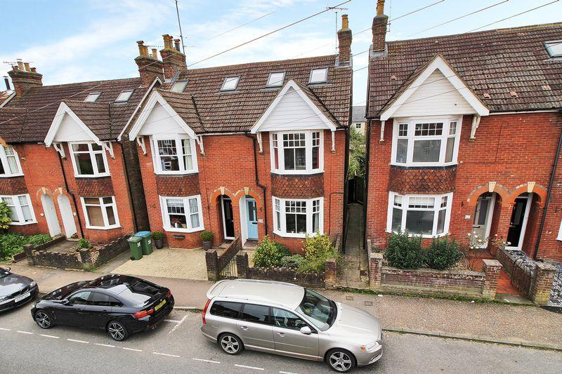 4 Bedrooms Semi Detached House for sale in Oakhill Road, Horsham