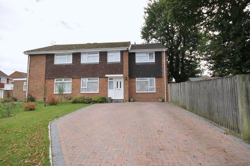 4 Bedrooms Semi Detached House for sale in Burdocks Drive, Burgess Hill, West Sussex