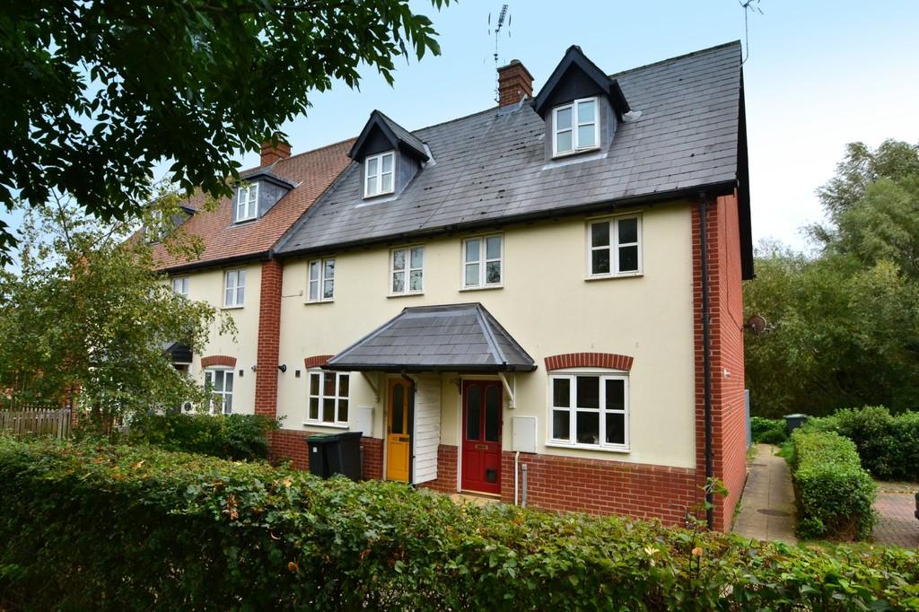 3 Bedrooms Town House for sale in School Street, Needham Market, Ipswich, IP6 8BB