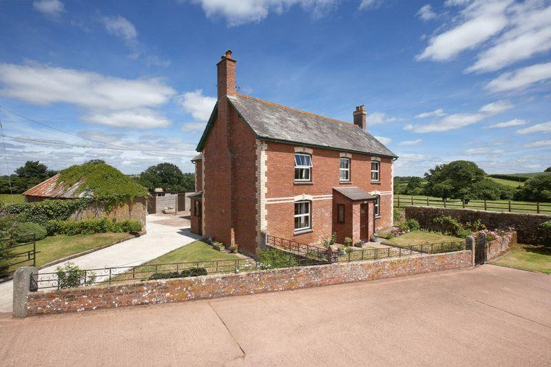 4 Bedrooms House for sale in Bow, Crediton