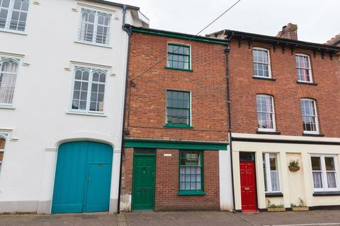3 bedroom terraced house for sale - Parliament Street, Crediton