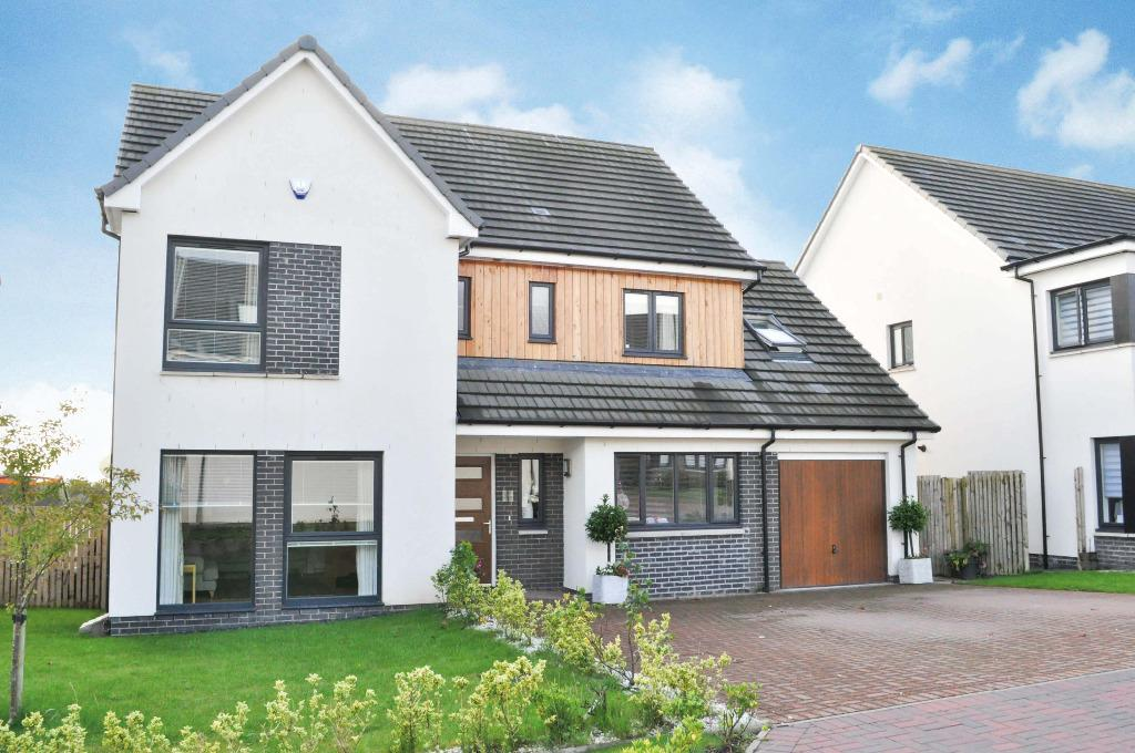 4 Bedrooms Detached House for sale in Morgan Wynd, Bearsden, East Dunbartonshire, G61 3RX