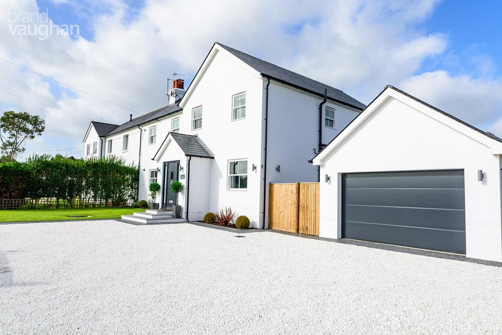 5 Bedrooms Semi Detached House for sale in Ockley Lane, Hassocks, BN6