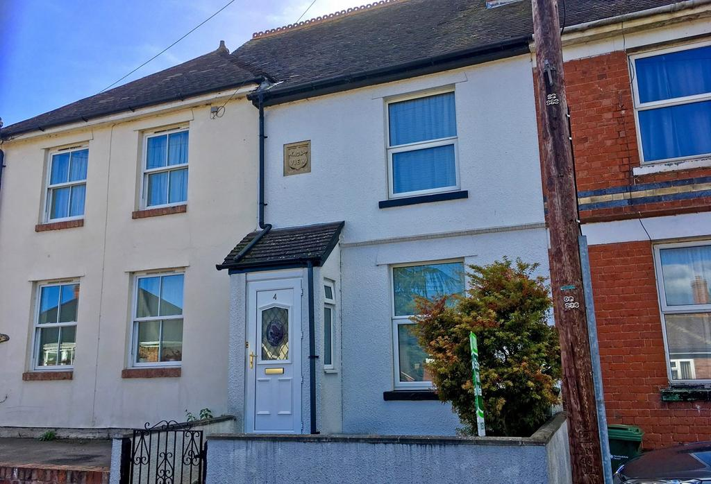 3 Bedrooms Terraced House for sale in Victoria Road, Ledbury, HR8