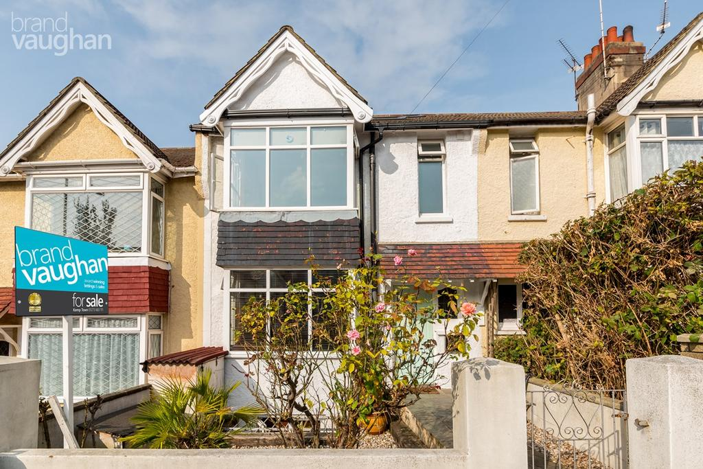 5 Bedrooms Terraced House for sale in Hartington Road, Brighton, BN2