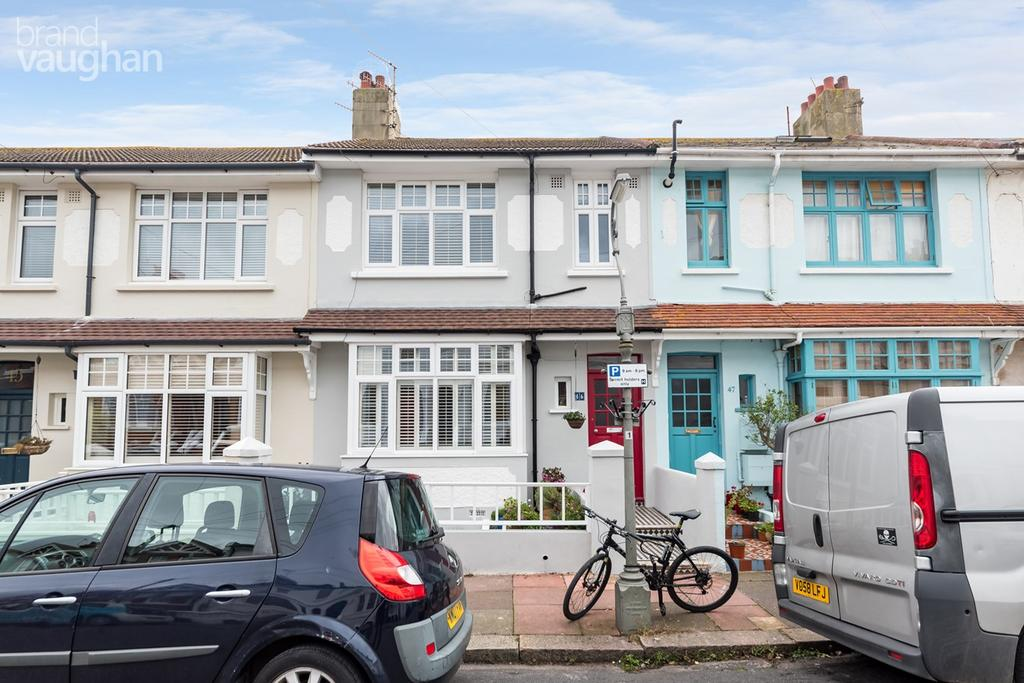 4 Bedrooms Terraced House for sale in Princes Terrace, Brighton, BN2