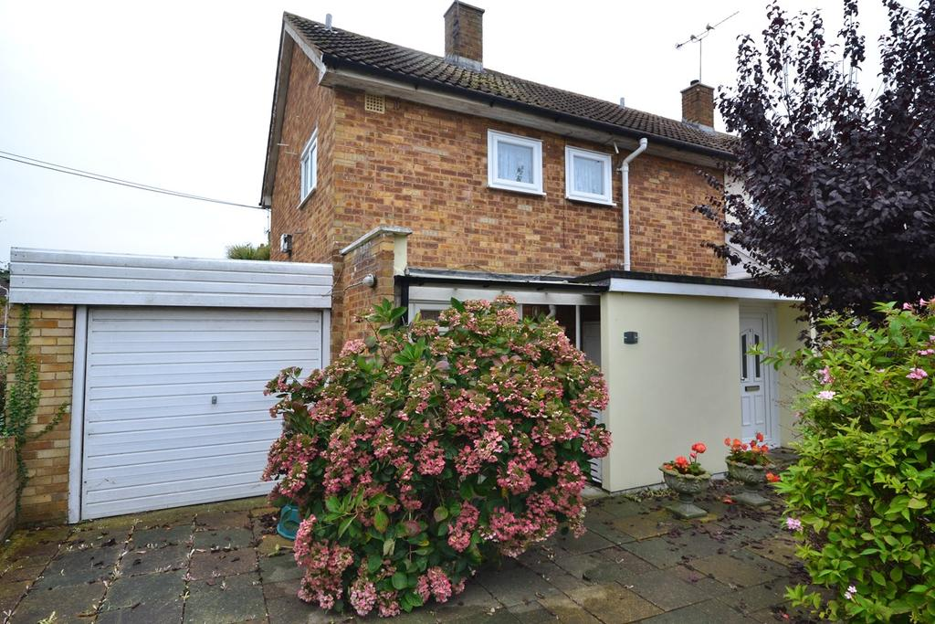 2 Bedrooms End Of Terrace House for sale in Long Acre, Basildon, SS14