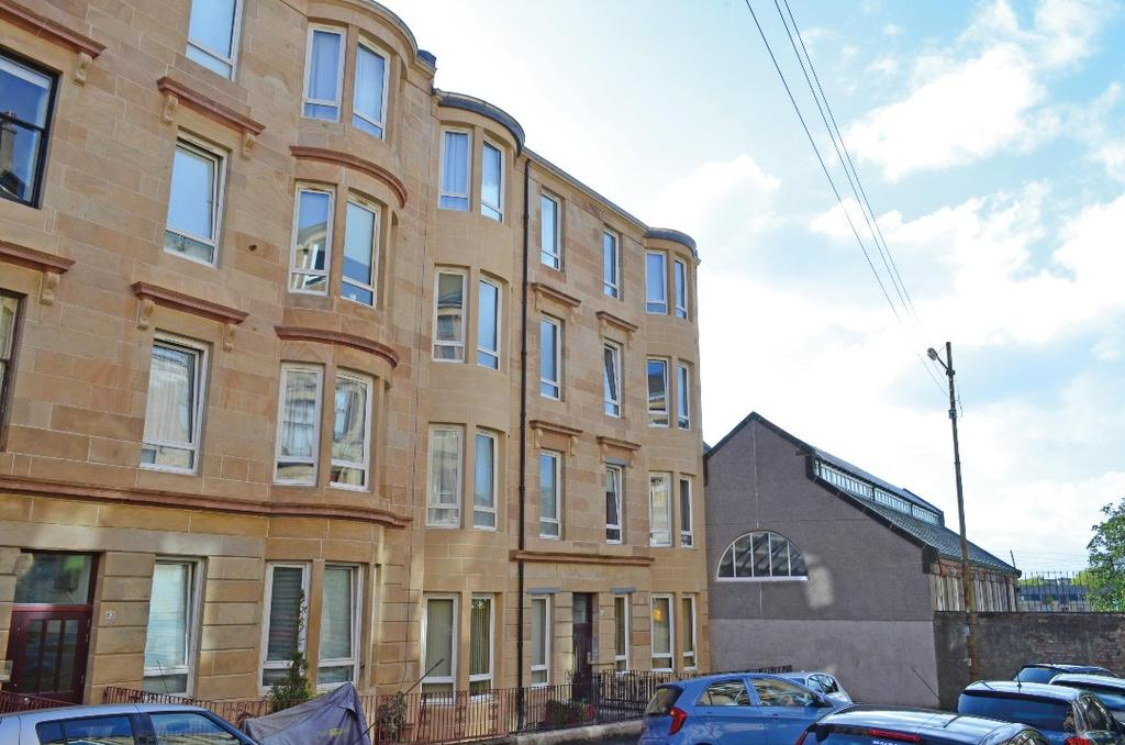 1 Bedroom Flat for sale in White Street, Flat 2/1, Partick, Glasgow, G11 5DD