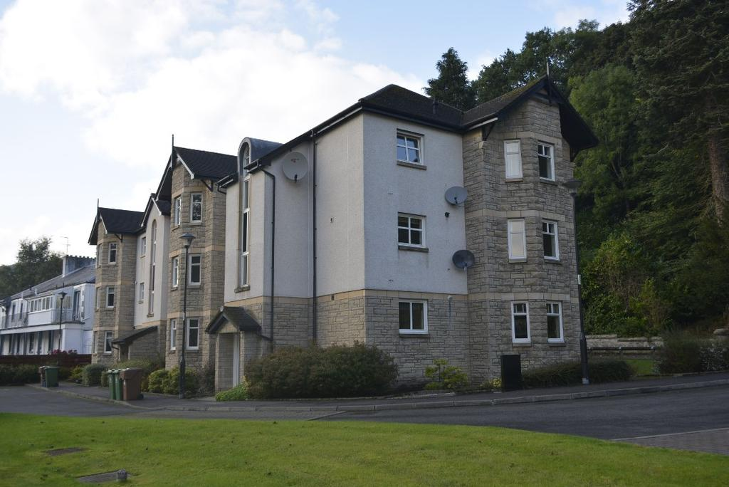 2 Bedrooms Apartment Flat for sale in Mill of Airthrey Court, Blairforkie Drive, Bridge of Allan, Stirling, FK9 4PQ