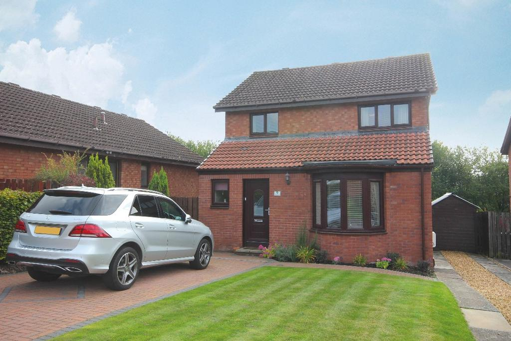 3 Bedrooms Detached House for sale in Abbotsford Crescent, Perth, Perthshire, PH1 1SP