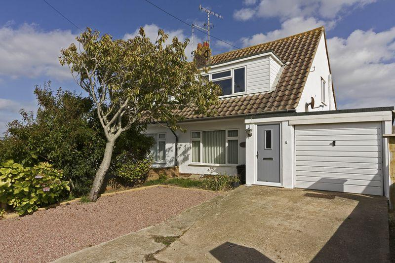 2 Bedrooms Semi Detached House for sale in Orient Road, Lancing