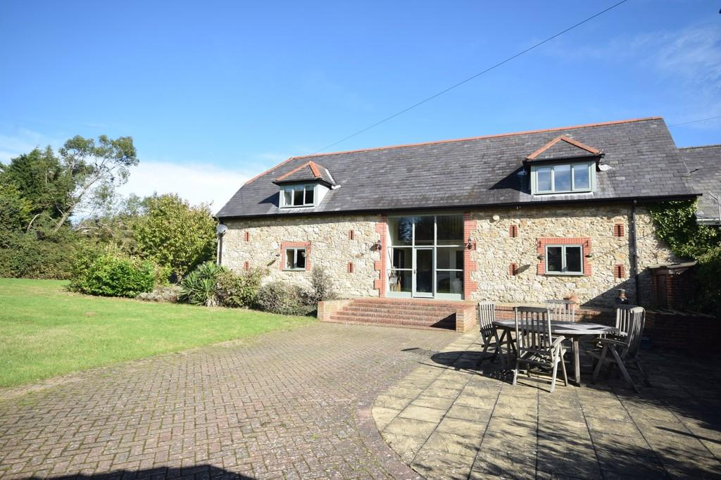 4 Bedrooms Barn Conversion Character Property for sale in Church Road, Wootton Bridge