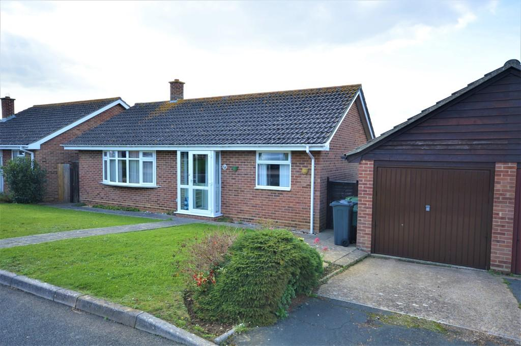 2 Bedrooms Detached Bungalow for sale in Pursley Close, Sandown