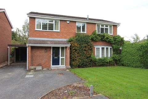 4 bedroom detached house for sale - Bullivents Close, Bentley Heath