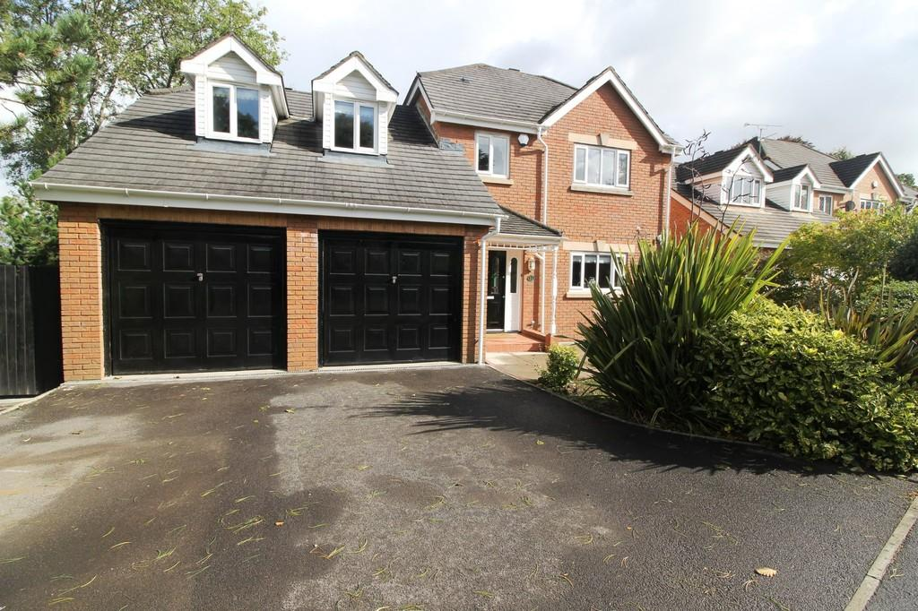 4 Bedrooms Detached House for sale in Cwrt Y Cadno, St Fagans