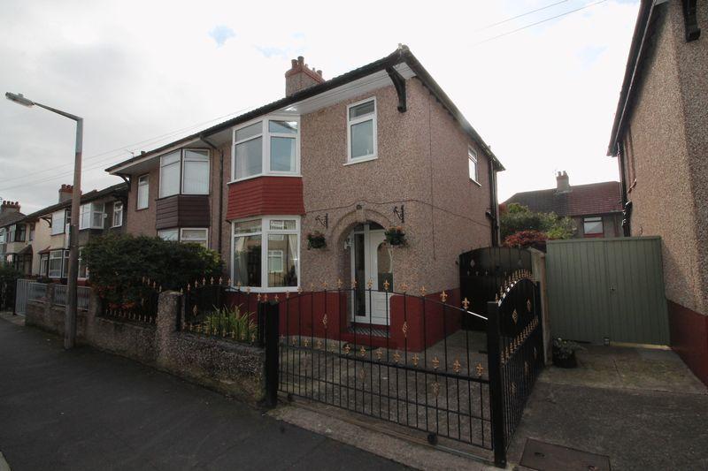 3 Bedrooms Semi Detached House for sale in Snowdon Road, Prenton