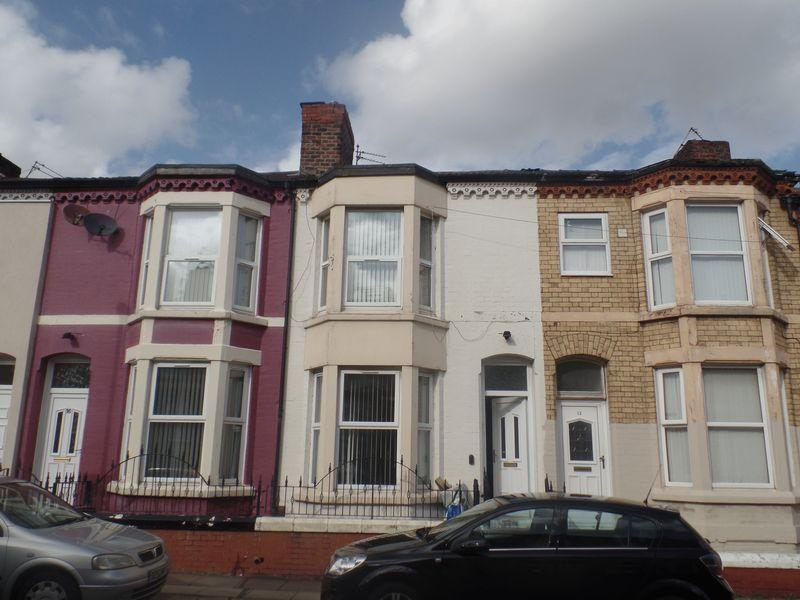 2 Bedrooms Terraced House for sale in 14 Brae Street, Liverpool