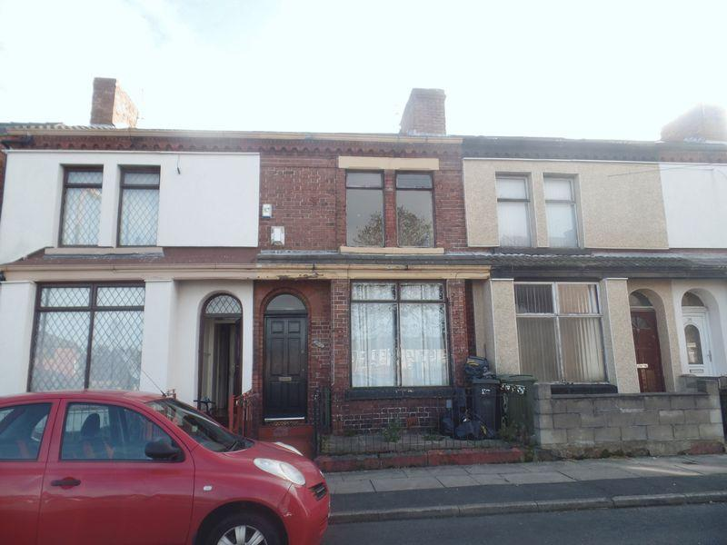 2 Bedrooms Terraced House for sale in 80 Moore Street, Bootle
