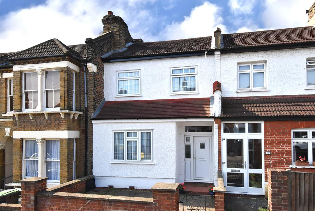 2 Bedrooms Terraced House for sale in Eddystone Road SE4