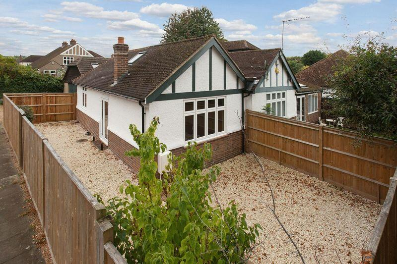 1 Bedroom Semi Detached Bungalow for sale in Bradbourne Vale Road, Sevenoaks