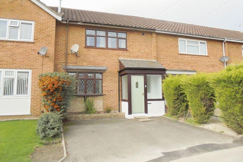 3 Bedrooms Terraced House for sale in Kent Close, Evesham